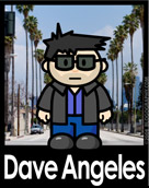 Dave Angeles Poster