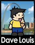 Dave Louis Poster