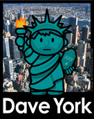 Dave York Poster