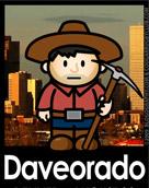 Daveorado Poster