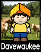 Davewaukee Poster