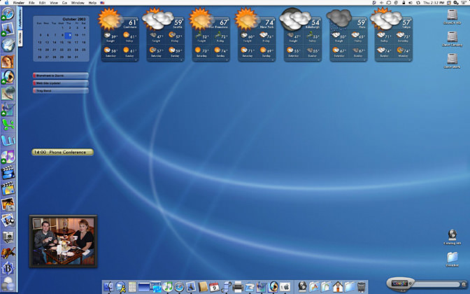 My Mac Desktop