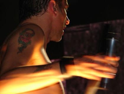Depeche Mode Angel Tour