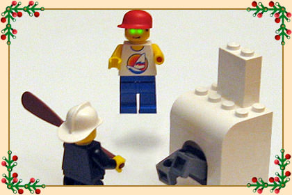 Lego Holiday Twenty-Three