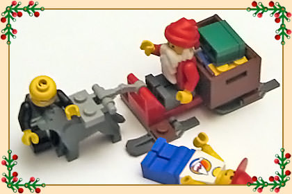 Lego Holiday Twenty-Four