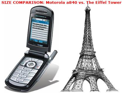 Motorolaa840