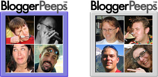 BloggerPeeps Widget