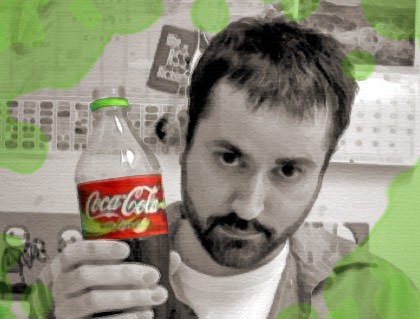 Dave's Coke with Lime