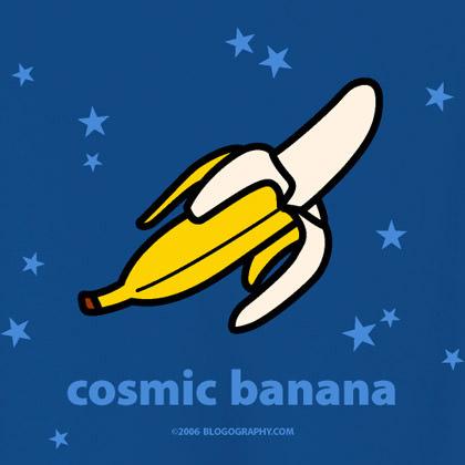 Cosmic Banana