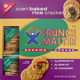 Crunch Master 6!