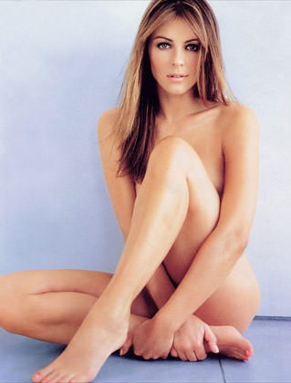 f124bd0a7 Did you know the incomparable Elizabeth Hurley is on Twitter  It s true!  She tweets fairly regularly about all kinds of stuff... but mostly about  being ...