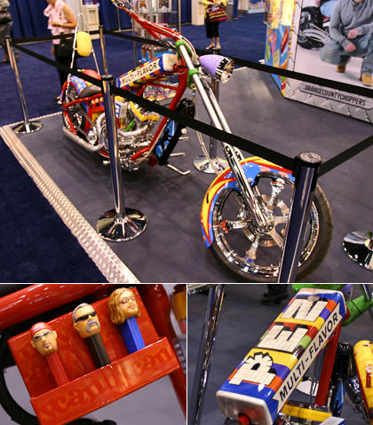 Pez Chopper