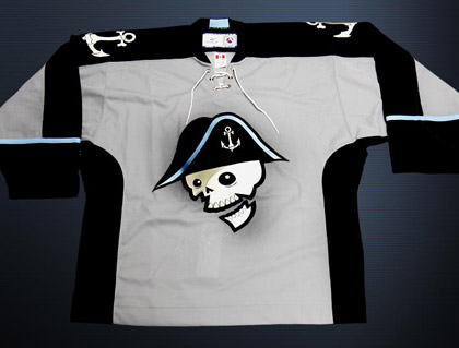 Milwaukee Admirals Away Jersey