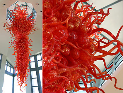 Chihuly Chandalier