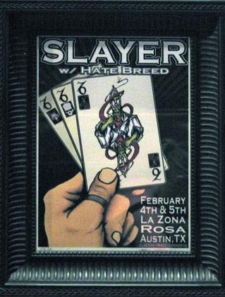 HRC NY Slayer