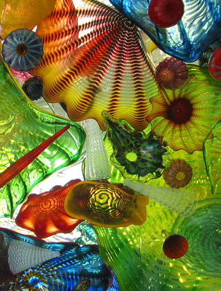 Chihuly Glass