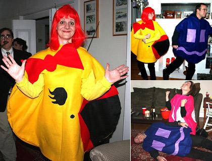 Jenny Pac Man
