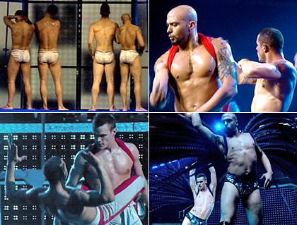 Kylie Showgirl Guys