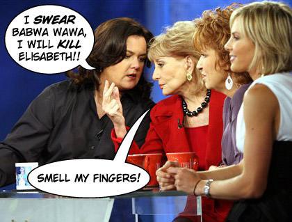 Kill Elizabeth!
