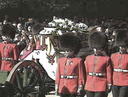 Diana Procession