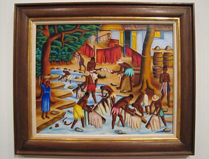 Haitian Art?