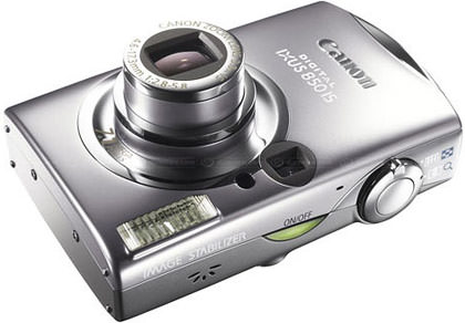 Canon SD800-IS
