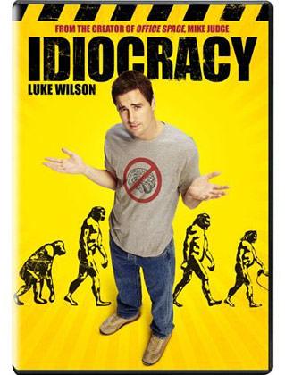 Idiocracy DVD