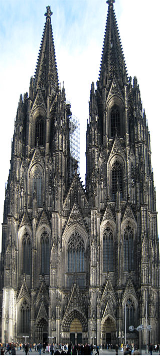 The Dom Cologne