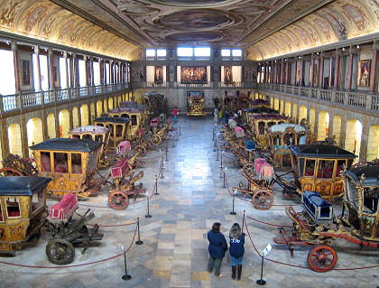 Lisbon Coaches Museum