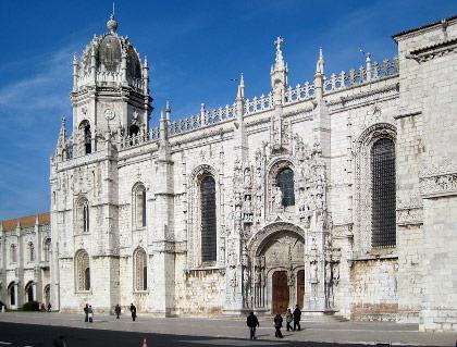 Lisbon Monastary