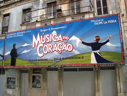 Lisbon Sound of Music