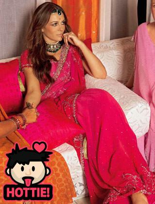 Liz Indian Wedding