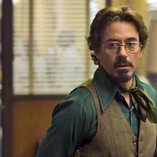 Robert Downey Jr. Zodiac