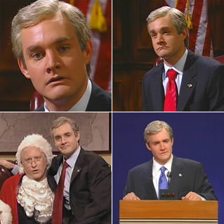 Will Forte as Bush