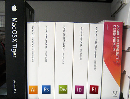 Revised Adobe Books