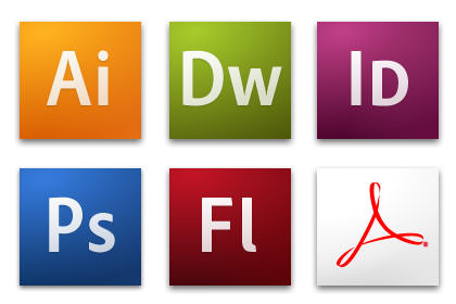Adobe Icons 2007