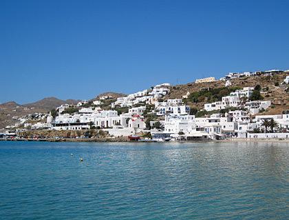 Mykonos New Town