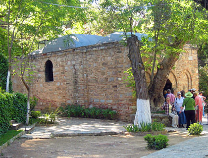 Virgin Mary's House