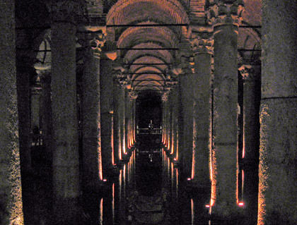 Istanbul Cistern