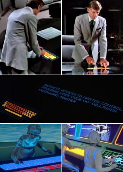 Tron Keyboards