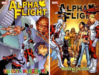Alphaflight
