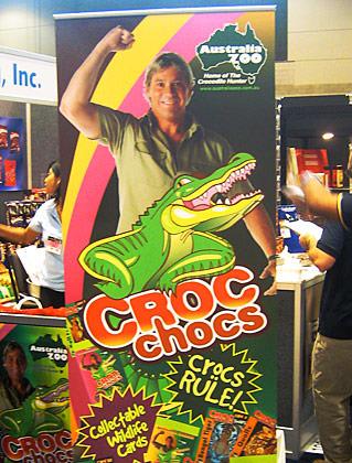 Croc Chocs!