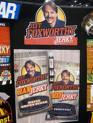 Jeff Foxworthy Jerky
