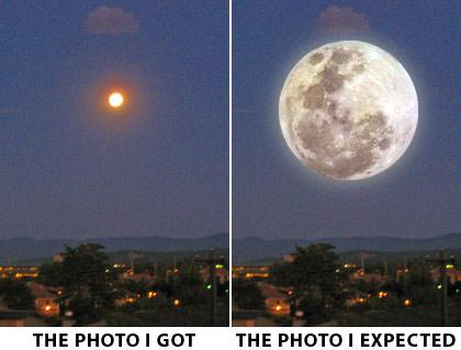 Spokane Moon