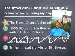 Travel Gurus...