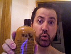 Waffle Cone Shampoo...