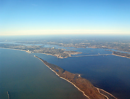 Air Approach Biloxi
