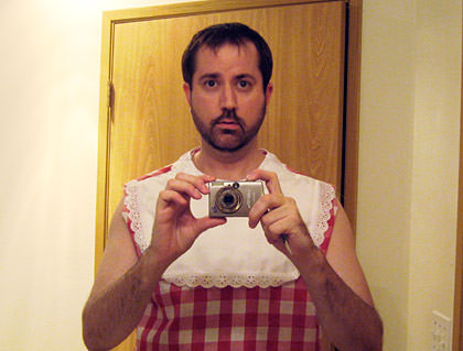 Dave Costume!