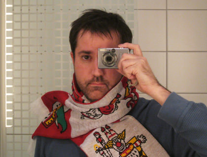 Dave Scarf