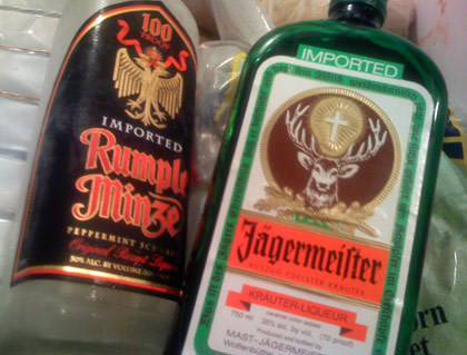 Jager & Mint